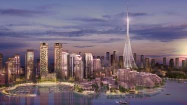 Dubaï veut une tour encore plus haute que le Burj Khalifa.