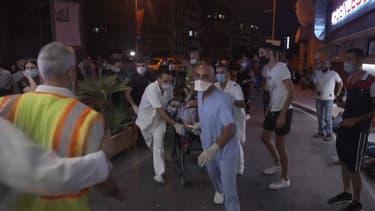 Liban: les hôpitaux de Beyrouth débordés au lendemain de la double explosion