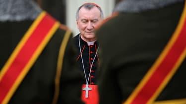 Pietro Parolin, secrétaire d'Etat du Vatican.