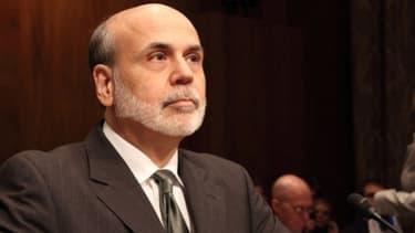 Ben Bernanke a averti l'économie d'une baisse de régime du soutien à la Fed
