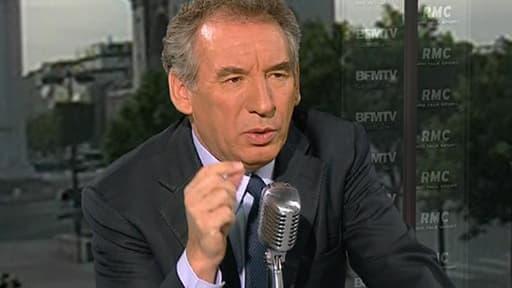 Invité de Direct Bourdin ce jeudi, François Bayrou a demandé à Nicolas Sarkozy de lever le secret défense dans l'affaire de Karachi.