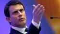 Manuel Valls a défendu son action après les mauvais chiffres de la délinquance.