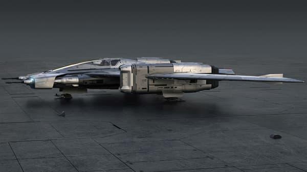 Ce vaisseau apparaîtra dans le prochain opus de la franchise, l'Episode 9 : l'ascension de Skywalker, qui sortira le 18 décembre.