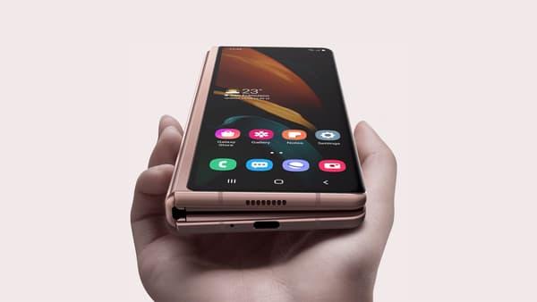 Le Samsung Galaxy Z Fold 2 5G