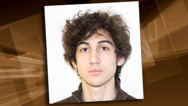 Djokhar Tsarnaev, 19 ans, sur la photo transmise par le FBI au moment de l'enquête.