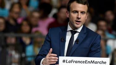 Emmanuel Macron veut réduire la dépense publique