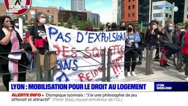 Lyon: manifestation pour le droit au logement samedi