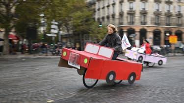 Dimanche 22 septembre, les voitures seront interdites dans Paris.