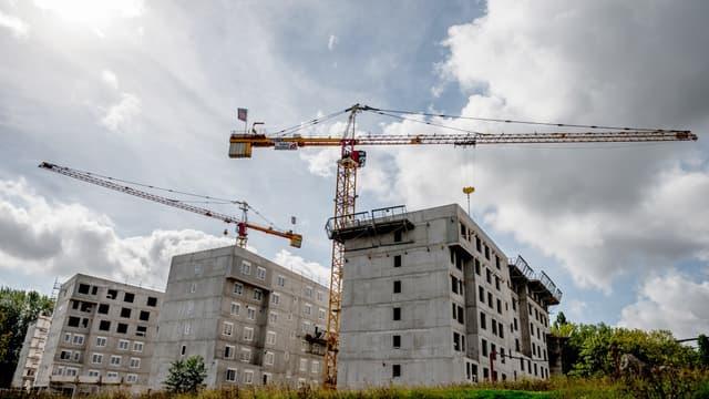 La construction de bureaux à tout va a rendu le prix du foncier exorbitant