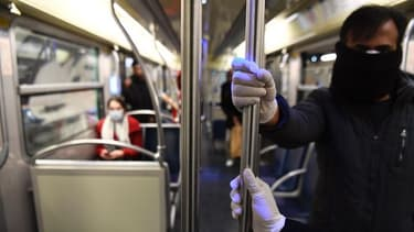 Le PDG de Transdev prône le port du masque obligatoire dans les transports publics, à défaut de pouvoir respecter la distanciation sociale.
