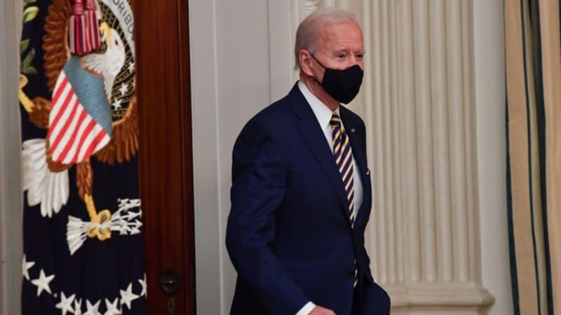 Covid-19: Joe Biden va rétablir les restrictions d'entrée aux États-Unis