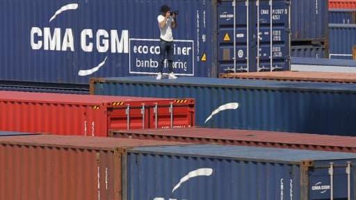 CMA-CGM ressort donc comme perdant  du veto chinois de juin dernier.