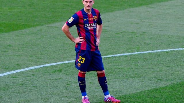 Vermaelen fragile, le Barça indemnisé