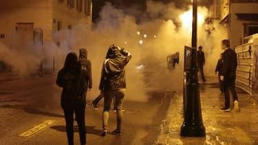 Une dizaine de cocktails Molotov ont été jetés contre la sous-préfecture de Corte, en Haute-Corse. Une enquête est ouverte. (Photo d'illustration)