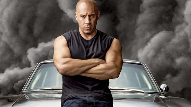 """Vin Diesel sur l'affiche de """"Fast and Furious 9"""""""