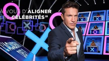 L'animateur, après son départ de TF1, n'a tenu qu'une saison sur D8, et arrive sur NRJ 12