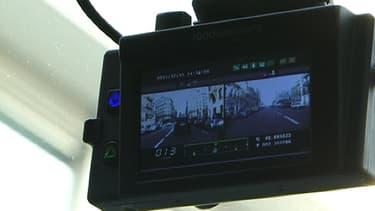 En France, 30.000 véhicules sont équipés de caméras embarquées.