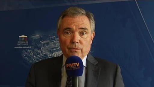 L'ancien président UMP de l'Assemblée nationale, Bernard Accoyer