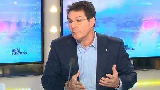 Olivier Roussat était l'invité de BFM Business, ce mardi 4 février.