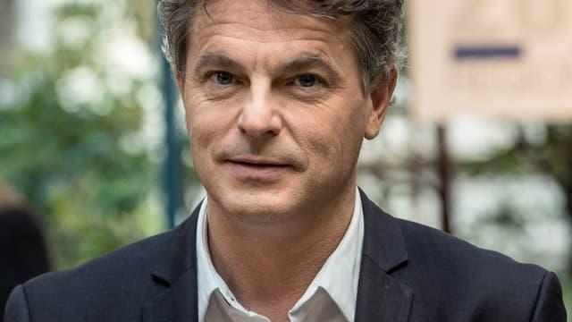 Fabien Roussel en décembre 2015 à Lille.