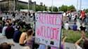 Une manifestation à Dresde en Allemagne, le 29 août 2015