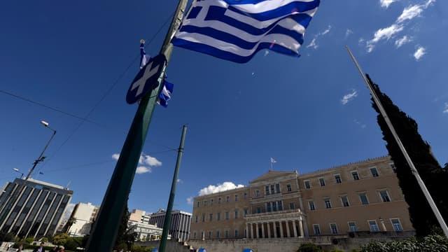 La Grèce est toujours en négociation avec ses créanciers.