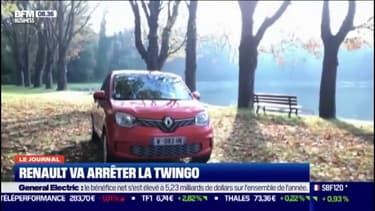 Renault va arrêter la Twingo