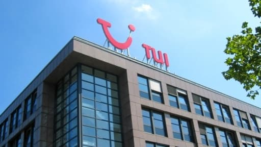 TUI veut fusionner avec sa fliliale britannique TUI Travel.