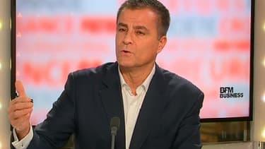 Le directeur général d'Euronext, Dominique Cerutti, a annoncé un plan en deux temps pour l'opérateur boursier.