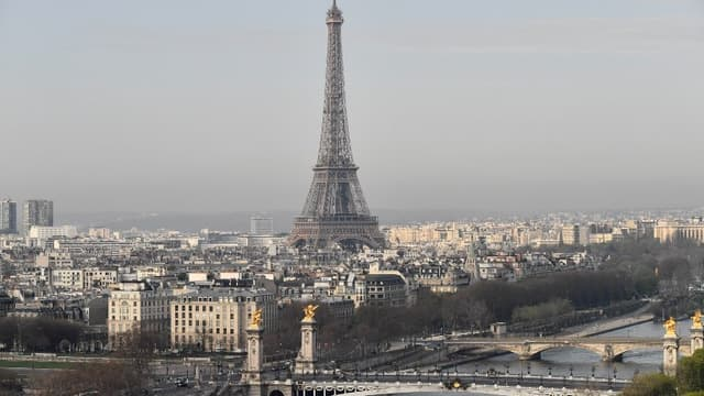 Les pris à Paris progressent encore de 7% sur un an