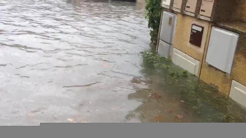 Inondation à Aigues-Mortes - Témoins BFMTV
