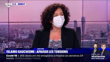"""Frédérique Vidal sur les syndicats d'étudiants de l'IEP Grenoble: """"Ce qu'ils ont fait est inadmissible"""""""