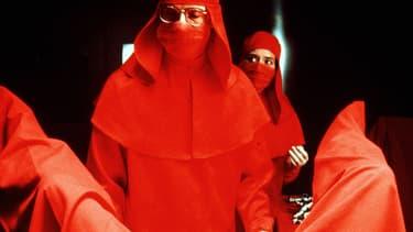 "Jeremy Irons dans ""Faux-semblants"" de David Cronenberg"