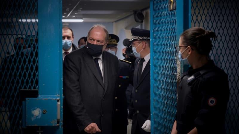 Décès d'un détenu de la prison de Meaux: Éric Dupond-Moretti diligente une inspection