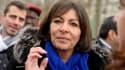 """Anne Hidalgo a défendu le bialn de Bertrand Delanoë, évoquant une """"excellente situation financière"""" de la Ville de Paris."""