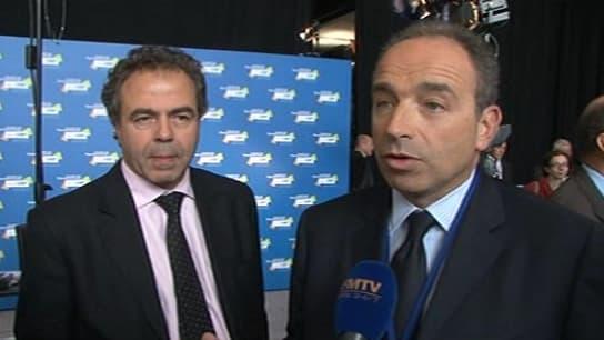 """Pour Jean-François Copé, François Hollande n'a pas été capable de """"proposer une vision stratégique complète"""" sur le dossier Florange."""