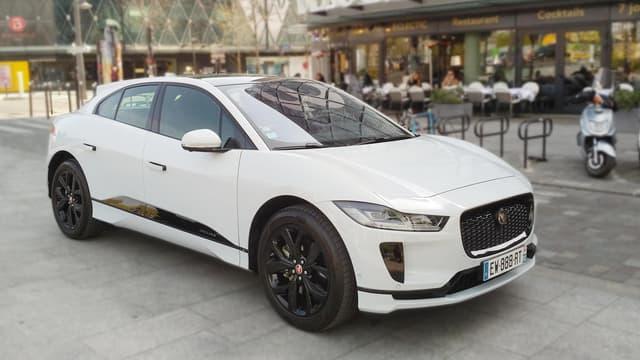 L'I-Pace de Jaguar fixe sans aucun doute de nouvelles références.