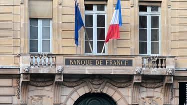 La Banque de France table sur une croissance de 0,3% au quatrième trimestre.