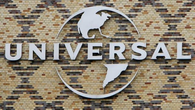 Le logo d'Universal Music (photo d'illustration).