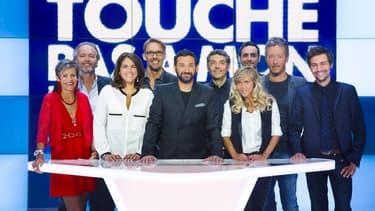 """Les audiences de D8 ont été dopées par """"Touche pas à mon poste"""" de Cyril Hanouna"""