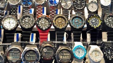 Le réseau horloger LOUIS PION ambitionne de devenir le premier réseau de distribution horlogère à s'ouvrir au marché de la montre connectée