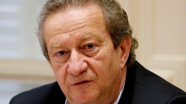 Jean-Pierre Louvel, président du Havre