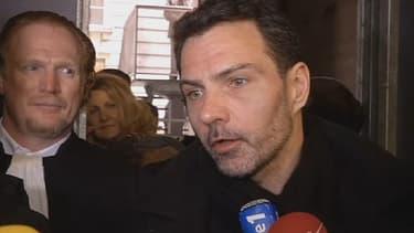 """""""On continue le combat"""" a déclaré""""confiant"""", Jérôme Kerviel."""