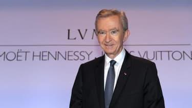 Bernard Arnault reste la personne la plus riche de France.