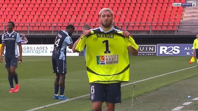 Ligue 2: les hommages de Toulouse et du Havre à Christophe Revault