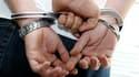 La France entend faire baisser le nombre de gardes à vue policières à 400.000 en 2011, soit une baisse de moitié de cette procédure policière très contestée, et davantage si on tient compte des délits routiers. /Photo d'archives/REUTERS/Eric Gaillard