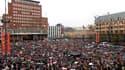 Environ 40.000 personnes se sont rassemblées jeudi dans le centre d'Oslo pour reprendre en choeur une chanson populaire pour enfants dénoncée par Anders Behring Breivik, l'auteur de la tuerie sur l'île d'Utoya en juillet. Des rassemblements similaires ont