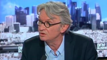 Jean-Claude Mailly était l'invité de BFM Business ce mercredi 9 juillet.