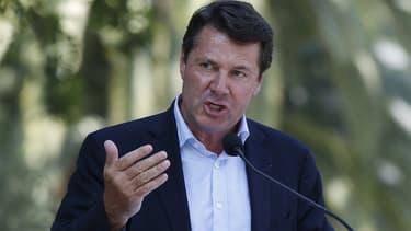 Christian Estrosi, maire Les Républicains de Nice, réclame des effectifs de police supplémentaires.
