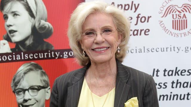 La comédienne Patty Duke à Beverly Hills en 2010
